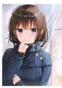 Rating: Safe Score: 32 Tags: fuumi sweater tagme User: kiyoe