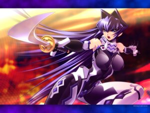 Rating: Safe Score: 26 Tags: bodysuit bou mitsurugi_meiya muvluv muvluv_alternative sword wallpaper User: noirblack