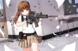 Rating: Safe Score: 69 Tags: gun seifuku yuri_shoutu User: tbchyu001