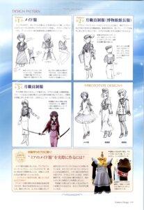 Rating: Safe Score: 2 Tags: bekkankou hozumi_sayaka karen_clavius sketch yoake_mae_yori_ruriiro_na User: admin2