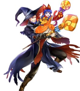 Rating: Questionable Score: 1 Tags: animal_ears fire_emblem fire_emblem:_rekka_no_ken fire_emblem:_seima_no_kouseki fire_emblem_heroes halloween hector_(fire_emblem) heels lilina_(fire_emblem) nekomimi nintendo tail wada_sachiko witch User: fly24