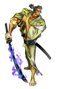 Rating: Safe Score: 5 Tags: izuna_jinkurau male oboro_muramasa shigatake User: charly_rozen