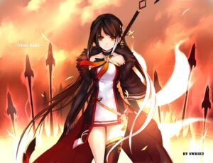 Rating: Safe Score: 90 Tags: ara elsword swd3e2 thighhighs weapon User: fairyren