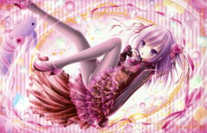 Rating: Safe Score: 49 Tags: dress heels lolita_fashion pantsu pantyhose tinkerbell tinkle yumeya_chakai User: kaguya940385