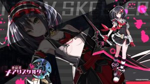 Rating: Safe Score: 31 Tags: compile_heart kangokutou_mary_skelter seifuku tagme underboob wallpaper weapon User: xxxka