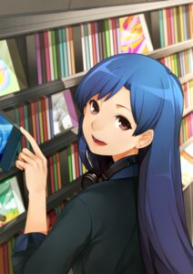 Rating: Safe Score: 12 Tags: headphones hitoto kisaragi_chihaya the_idolm@ster User: Riven