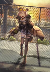 Rating: Safe Score: 25 Tags: garter girls_frontline megane p90_(girls_frontline) thighhighs vikpie User: BattlequeenYume
