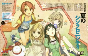 Rating: Safe Score: 19 Tags: aizawa_natsumi dress hanaki_yuka hidari mizukoshi_saki natsuiro_kiseki summer_dress tamaki_rinko User: Ravenblitz