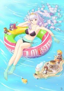 Rating: Safe Score: 25 Tags: amami_haruka bikini chibi cleavage gun_(artist) hoshii_miki kisaragi_chihaya maid minase_iori shijou_takane swimsuits takatsuki_yayoi the_idolm@ster usa-chan User: wabo