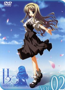 Rating: Safe Score: 7 Tags: disc_cover h2o_~footprints_in_the_sand~ kagura_hinata suzuri User: admin2