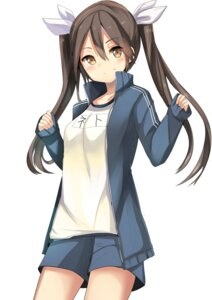 Rating: Safe Score: 63 Tags: gym_uniform haik kantai_collection tone_(kancolle) User: ferkunxd
