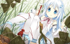 Rating: Safe Score: 62 Tags: dress fred04142 kuuki_shoujo the_personification_of_atmosphere thighhighs User: KazukiNanako