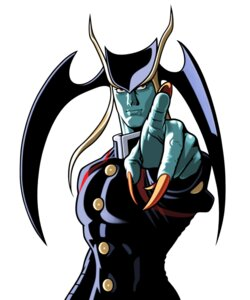 Rating: Safe Score: 2 Tags: capcom dark_stalkers jedah_dohma male shinkirou User: Radioactive