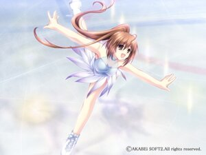 Rating: Safe Score: 17 Tags: akabeisoft2 alpha azai_kanon g_senjou_no_maou ice_skating User: alimilena