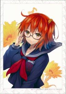 Rating: Safe Score: 16 Tags: akahito fate/grand_order female_protagonist_(fate/grand_order) megane seifuku User: kiyoe