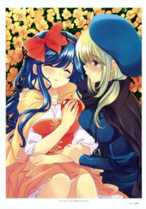 Rating: Safe Score: 26 Tags: crossdress sakura_koharu snow_white User: crim