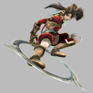 Rating: Questionable Score: 5 Tags: armor no_bra soul_calibur soul_calibur_iv tira weapon User: Yokaiou