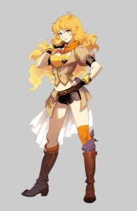 Rating: Safe Score: 30 Tags: einlee rwby yang_xiao_long User: animeprincess