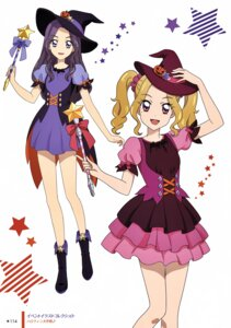 Rating: Questionable Score: 3 Tags: aikatsu! dress halloween tagme weapon witch User: Radioactive