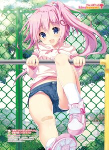 Rating: Questionable Score: 83 Tags: bandaid digital_version kino loli pantsu User: Twinsenzw