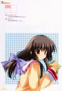 Rating: Safe Score: 12 Tags: akane_makes_revolution clannad ibuki_fuuko ikegami_akane seifuku User: MirrorMagpie