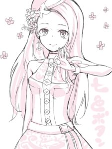 Rating: Safe Score: 15 Tags: jpeg_artifacts minase_iori minato_(shouno) monochrome the_idolm@ster User: animeprincess