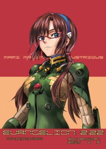Rating: Safe Score: 11 Tags: makinami_mari_illustrious neon_genesis_evangelion qianshuhao User: Radioactive