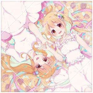 Rating: Safe Score: 24 Tags: aozora_saishiki dress futaba_anzu moroboshi_kirari the_idolm@ster the_idolm@ster_cinderella_girls User: Dreista