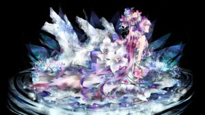 Rating: Safe Score: 16 Tags: dress megurine_luka tyouya vocaloid User: charunetra