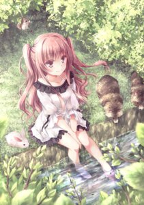 Rating: Safe Score: 63 Tags: dress kousetsu User: fairyren