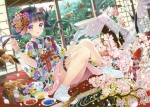 Rating: Questionable Score: 78 Tags: kasukabe_akira kimono User: Twinsenzw
