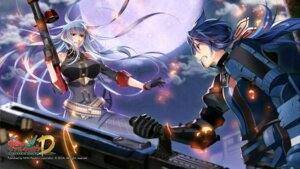 Rating: Safe Score: 31 Tags: gun imca murakami_yuichi selvaria_bles valkyria_chronicles valkyria_chronicles_duel wallpaper User: charunetra