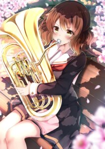 Rating: Safe Score: 11 Tags: hibike!_euphonium hiiragi_ringo oumae_kumiko seifuku User: Mr_GT