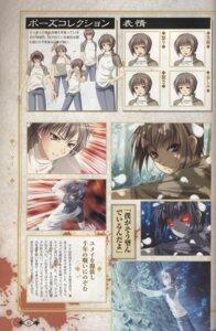 Rating: Safe Score: 2 Tags: akaiito hal hatou_hakuka male profile_page scanning_artifacts User: Waki_Miko