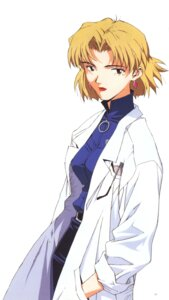 Rating: Safe Score: 5 Tags: akagi_ritsuko neon_genesis_evangelion screening User: charunetra