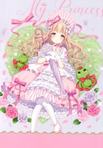 Rating: Questionable Score: 35 Tags: dress loli lolita_fashion uchi_no_himesama_ga_ichiban_kawaii w.label wasabi_(artist) User: Radioactive