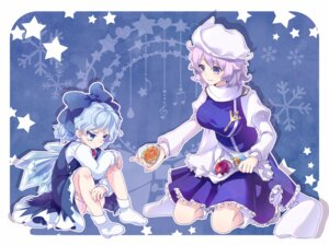 Rating: Safe Score: 15 Tags: amo cirno letty_whiterock touhou User: Mr_GT