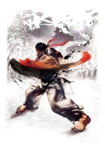 Rating: Safe Score: 3 Tags: ikeno_daigo male ryuu street_fighter street_fighter_iv User: Yokaiou