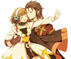 Rating: Safe Score: 13 Tags: alvin_(tales_of_xillia) ayamishiro leia_rolando tales_of tales_of_xillia User: hobbito
