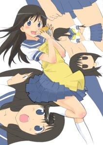 Rating: Safe Score: 8 Tags: hanamaru_youchien motomura_kouichi seifuku tsuchida_satsuki User: koyukidono