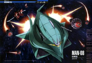Rating: Safe Score: 4 Tags: gundam kawazoe_masakazu mecha mobile_suit_gundam User: Radioactive