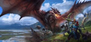 Rating: Safe Score: 9 Tags: armor monster monster_hunter sword tagme weapon User: Radioactive
