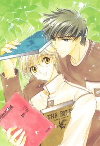Rating: Questionable Score: 3 Tags: card_captor_sakura clamp kinomoto_touya possible_duplicate tsukishiro_yukito User: Omgix