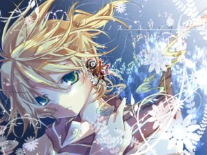 Rating: Safe Score: 10 Tags: hekicha kagamine_len male vocaloid User: charunetra
