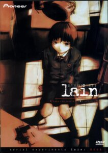 Rating: Safe Score: 5 Tags: abe_yoshitoshi iwakura_lain seifuku serial_experiments_lain User: Radioactive