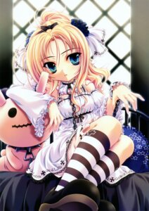 Rating: Safe Score: 43 Tags: bloomers dress lolita_fashion miyama-zero User: midzki