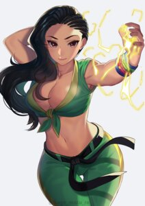 Rating: Questionable Score: 15 Tags: kagematsuri laura_matsuda no_bra open_shirt street_fighter tagme User: Dreista