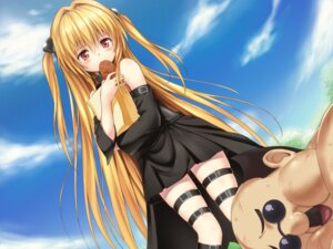 Rating: Safe Score: 46 Tags: golden_darkness to_love_ru to_love_ru_darkness User: Tonkin
