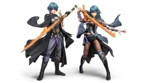 Rating: Questionable Score: 13 Tags: armor byleth cg fire_emblem fire_emblem_three_houses nintendo pantyhose super_smash_bros. sword User: fly24