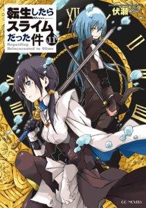 Rating: Safe Score: 12 Tags: makkamu pantyhose rimuru sword tagme tensei_shitara_slime_datta_ken User: kiyoe